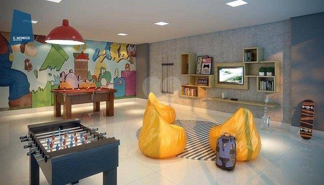Apartamento com 2 dormitórios à venda, 56 m² por R$ 374.749,10 - Benfica - Fortaleza/CE - Foto 8