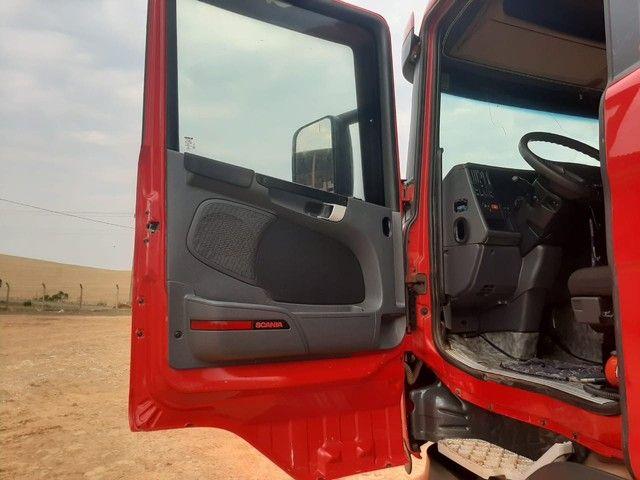 Scania R-440 6x4 2014 Único dono - Foto 9
