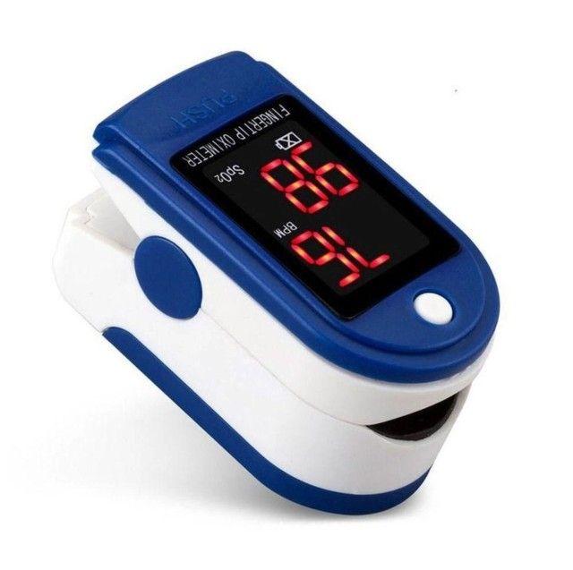 oximetro de dedo medidor de saturação