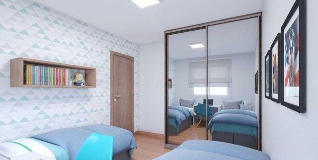 Apartamento em Cidade Satélite - Um/Dois Quartos - 40m²/50m² - Torres dos Potiguaras - Foto 5