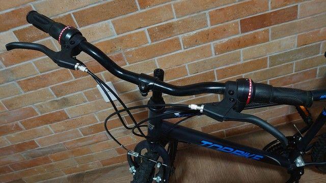 Bicicleta Semi Nova Aro 26 - Foto 5