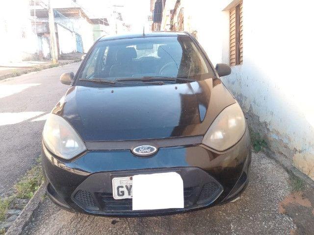 Ford Fiesta em muito bom estado, pouco rodado, único dono, carro de não fumante - Foto 2