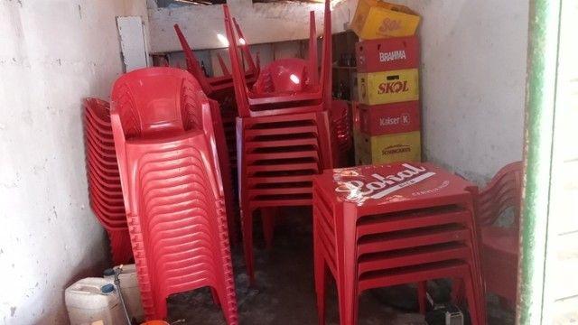 Jogo de mesas e cadeiras  - Foto 5