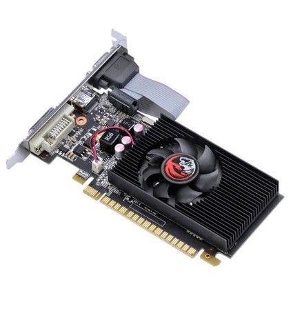 Placa de video nvidia gforce gt 710 2gb ddr3 64bits - Foto 2