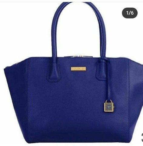 Vendo bolsa Joy & Iman cores variadas  - Foto 4