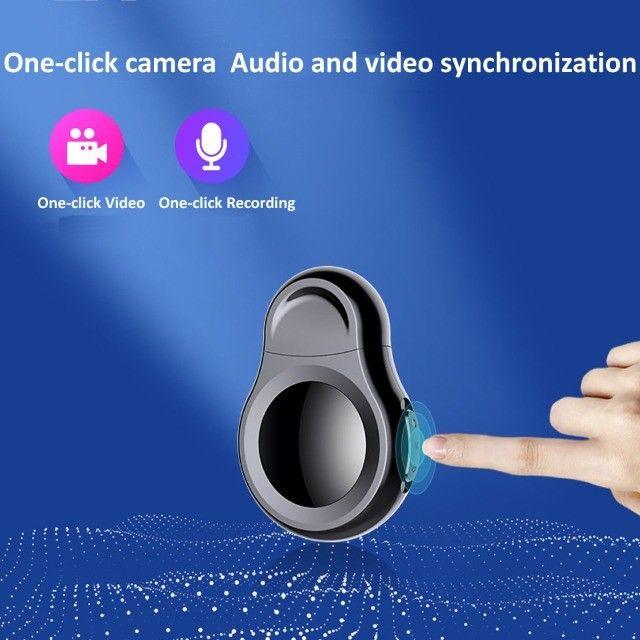Mini Câmera 1080p USB Loop Gravação de Voz   - Foto 4