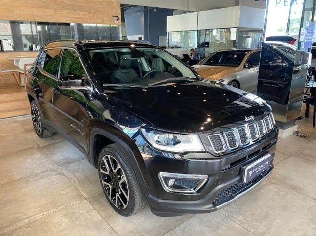 Jeep Compass Limited 2.0 Flex Automático 2020 - Foto 3