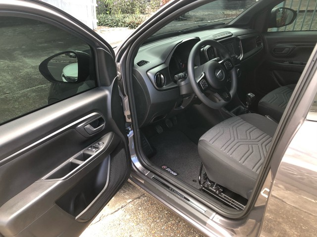 Fiat strada freedom cs completa de tudo único aceito troca 36221004  * - Foto 6