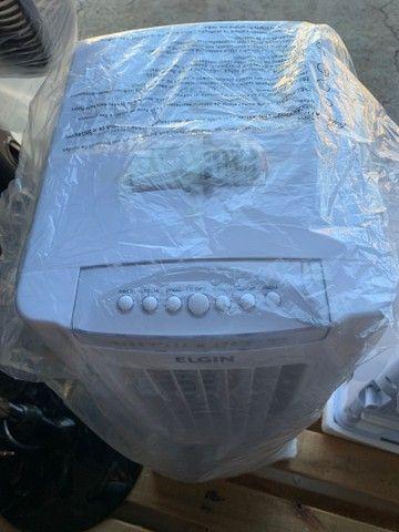 Climatizador de Ar Elgin 220v 7,5 Litros Branco (lacrado) - Foto 4