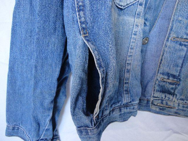 Jaqueta jeans masculina 36 - Foto 3