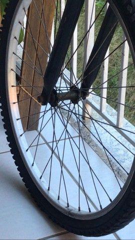 Bicicleta Caloi XRT (ótimo estado) - Foto 5