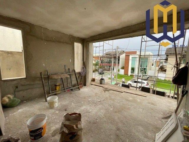 Casa em Construção em condomínio fechado de Maracanaú - Foto 8