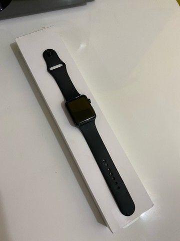 Apple Watch Series 3 42mm menos de um mês de uso