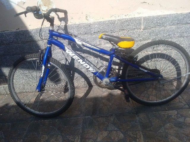 Bicicleta wendy aro 26 pouco uso