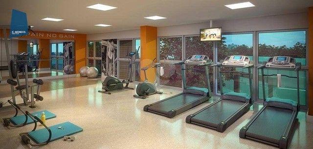 Apartamento com 2 dormitórios à venda, 56 m² por R$ 374.749,10 - Benfica - Fortaleza/CE - Foto 7