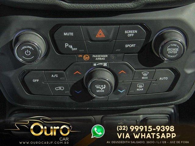 Jeep Renegade Longitude 1.8 4x2 Flex 16V Aut. 2019 *Impecável* Novíssimo* - Foto 13