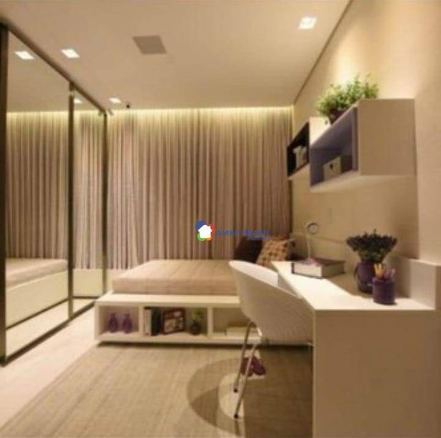 Apartamento com 3 dormitórios à venda, 139 m² por R$ 790.000,00 - Park Lozandes - Goiânia/ - Foto 6