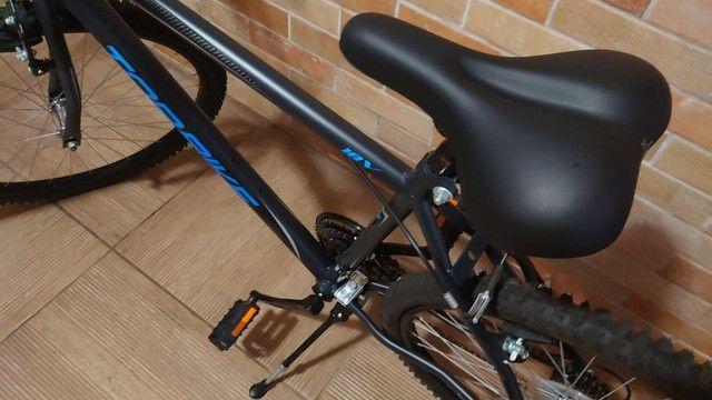 Bicicleta Semi Nova Aro 26 - Foto 4