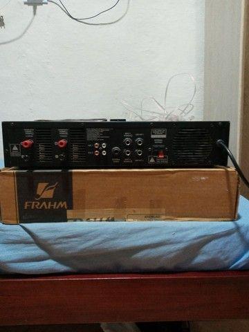 Amplificador Slim 5000 da Frahm - Foto 3