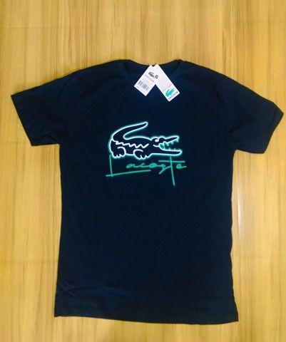 Camisetas em promoção
