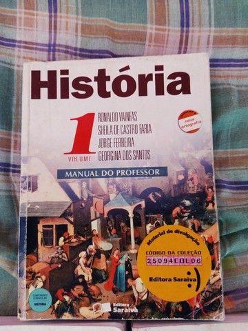 Livros de História, excelentes para vestibular.  - Foto 2
