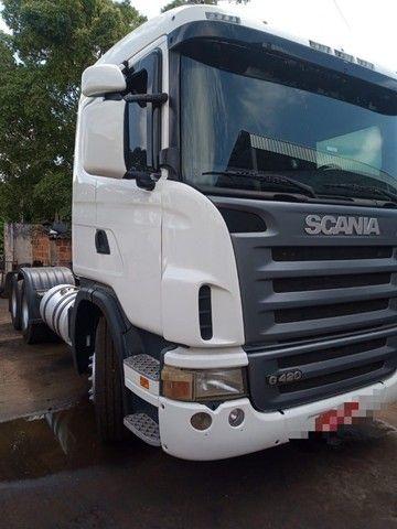 Scania G 420 - Parcelado - Foto 6