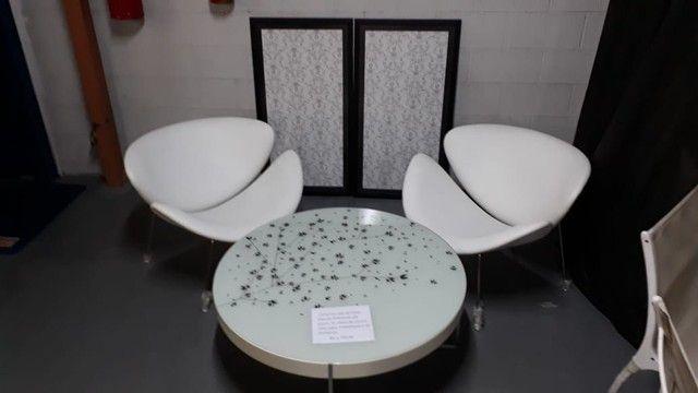 Mesa e poltronas - Foto 4