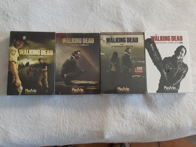 Coleção Walking Dead Lacrada  - Foto 2