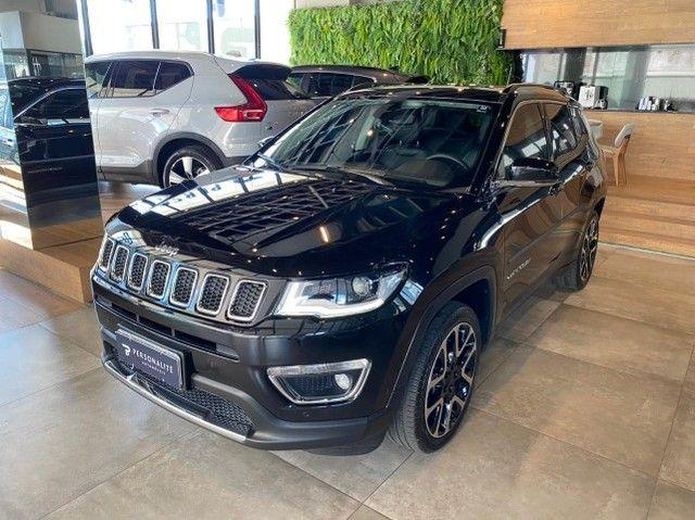 Jeep Compass Limited 2.0 Flex Automático 2020