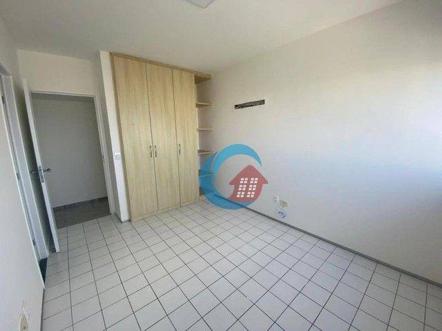 Apartamento com 4 quartos para alugar, 210 m² por R$ 6.500/mês - Casa Forte - Recife/PE - Foto 11