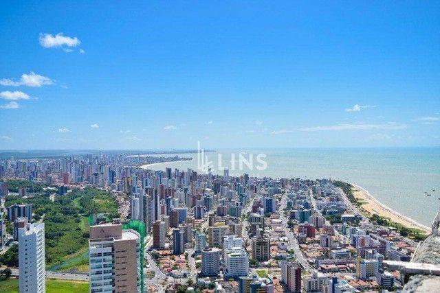 Apartamento com 3 suítes com 224 m², à venda por R$ 2.250.000 - Altiplano - João Pessoa/PB - Foto 20