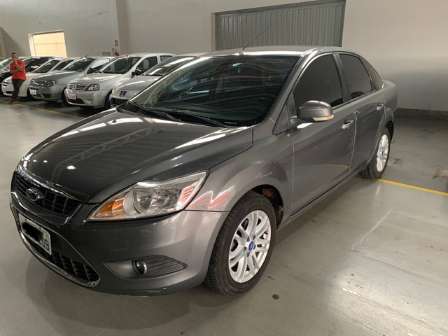 Ford Focus Sedan 2.0 FLEX MANUAL COMPLETO 11/12