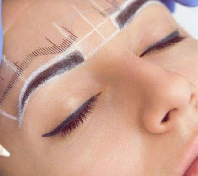 Curso profissionalizante de Design de sobrancelhas com certificado