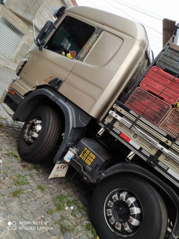 Scania p310 Bitruk 8x2 - Foto 3