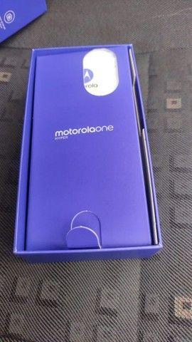 Motorola one hyper semi novo  - Foto 4