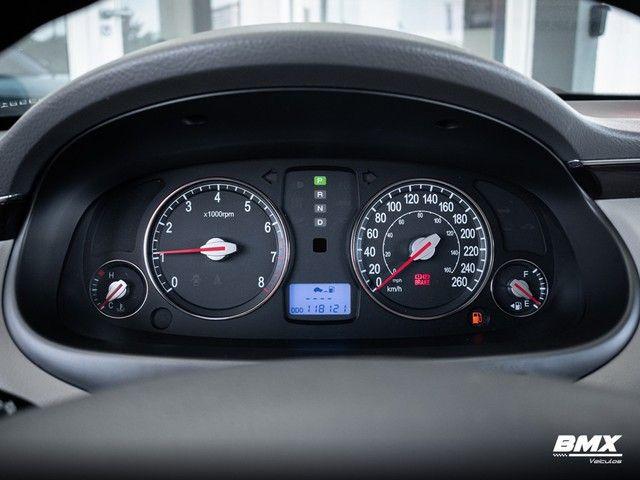 HYUNDAI AZERA 3.3 MPFI GLS SEDAN V6 24V GASOLINA 4P AUTOMÁTICO - Foto 5