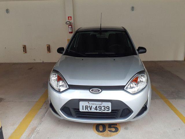 Fiesta 1.0 ano e modelo 2011 completo, IPVA 2021 PAGO