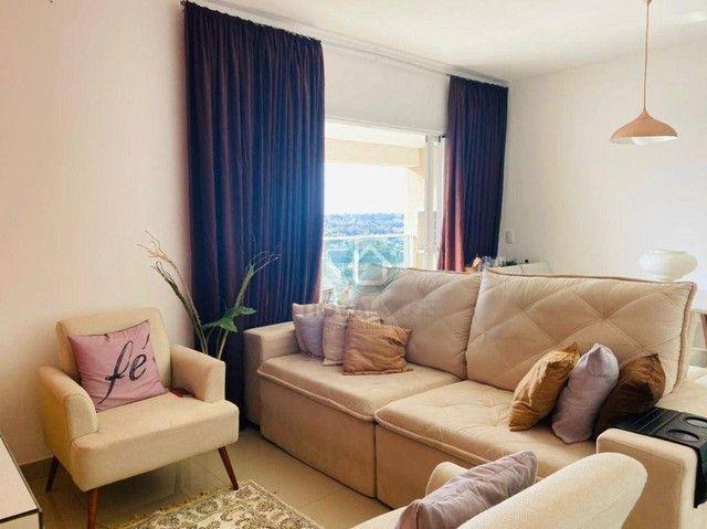 Apartamento à venda, 116 m² por R$ 1.170.000,00 - Vivenda do Bosque - Campo Grande/MS - Foto 5