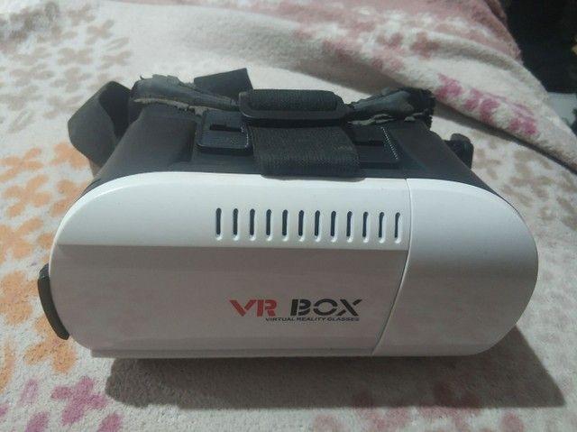 Óculos VR 01 COM CONTROLE BLUETOOTH - Foto 4