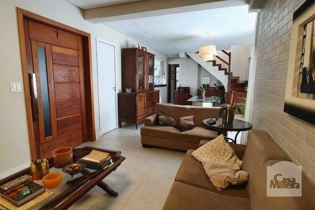 Apartamento à venda com 4 dormitórios em Sion, Belo horizonte cod:338476 - Foto 2