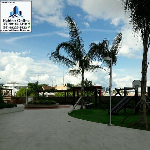 Smart Residence Centro sol nascente 2 quartos s/ 1 suite 2 vagas - Foto 3