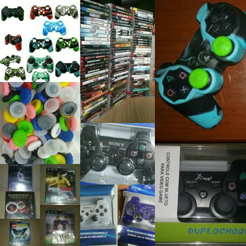 Controles, Jogos E produtos em geral