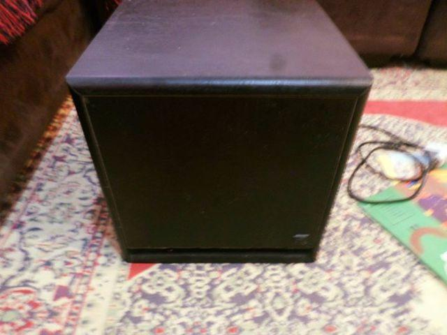 Subwoofer Acoustic Research Performance Ar-s112ps