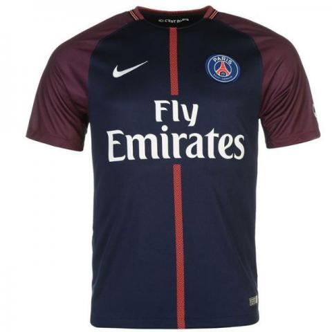 Camisa Neymar Jr Paris Saint Germain 2017 Original Nike