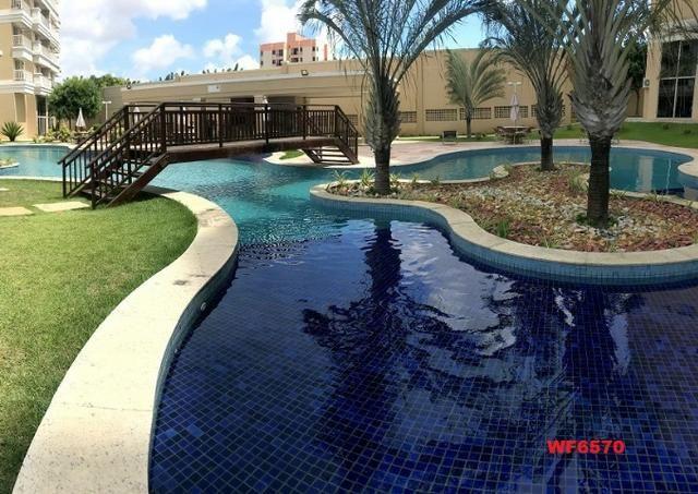 AP1086 Parc du Soleil, apartamento no Cambeba, 3 quartos, 2 vagas, próx Washington Soares - Foto 18