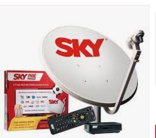 Sky digital com a TV Globo em Almenara MG aproveite vai ser desligado o sinal analógico