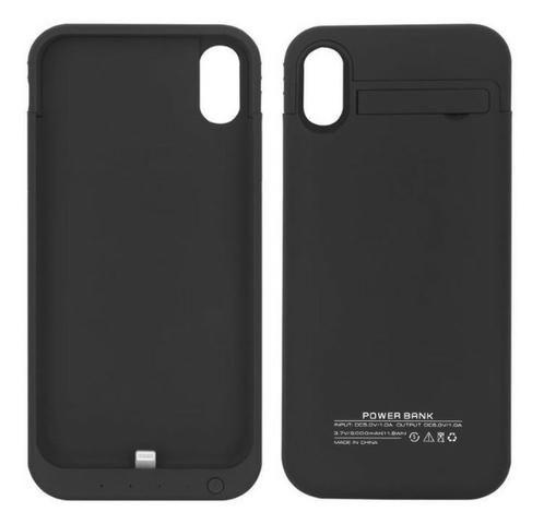 ff8e5882bfd Capa Carregadora Para Iphone X Power Bank Bateria Externa ...