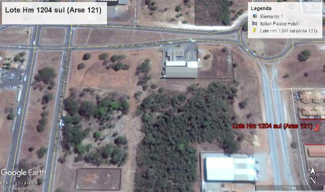 1204 sul (arse 121 ) Multifamiliar com 2660 m2 .Oportunidade