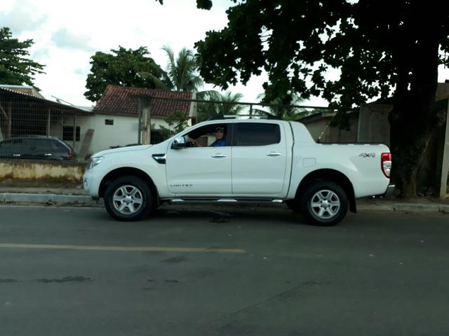 Vendo ford Ranger limited