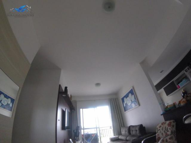 Apartamento à venda com 3 dormitórios em Morada de laranjeiras, Serra cod:AP171GI - Foto 2